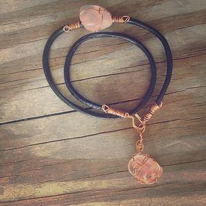 """Jewelry - """"BOHEMIAN"""" Crystal bracelet ✌️🌈"""